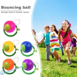^/~ Outdoor Game Exercises Sponge Elastic String Toy