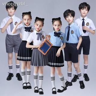 Trang phục biểu diễn hợp xướng dành cho trẻ em Học sinh tiểu và trung Tập đọc của đồng Đặt nam nữ