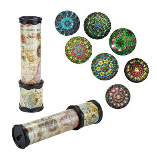 21/30CM New Pop Kaleidoscope Children Toys Kids Educational Science Toy Classic