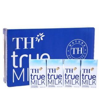 1 thùng Sữa tươi có đường 110ml của th