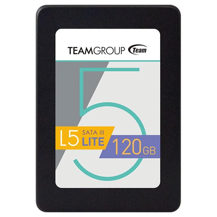 """Ổ Cứng SSD Team L3 EVO/L5 Lite 2.5"""" 120GB - bảo hành 03 năm"""
