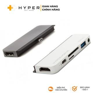 Cổng chuyển chuyên dụng HyperDrive 6-in-1 HDMI 4K/60Hz USB-C Hub - (HD319B)
