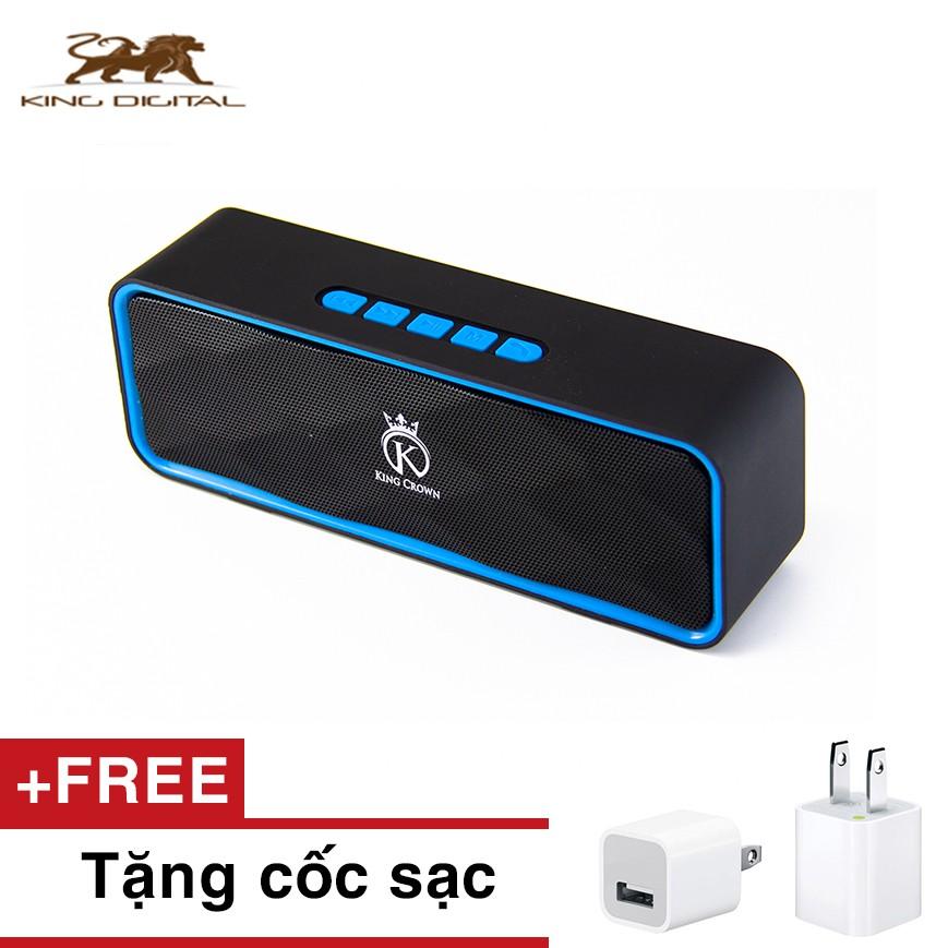 LOA di động Bluetooth KINGCROWN SC211 (tặng kèm cốc sạc)
