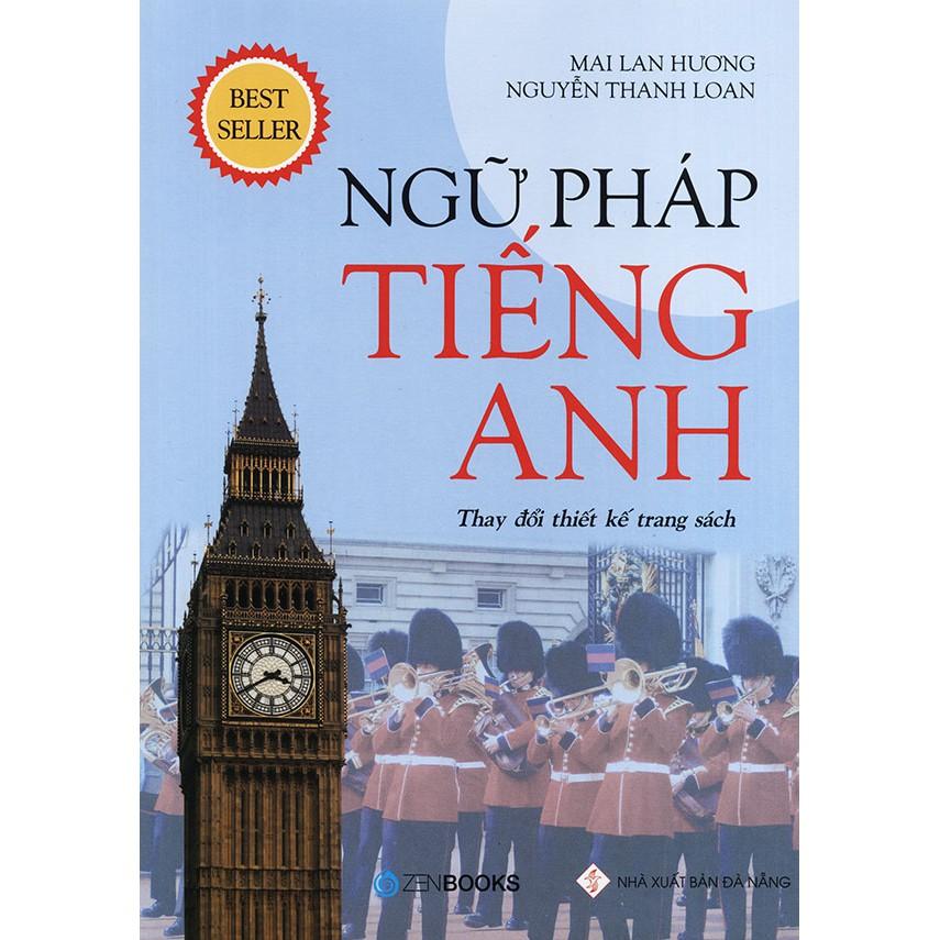 Sách Ngữ pháp tiếng Anh - Mai Lan Hương