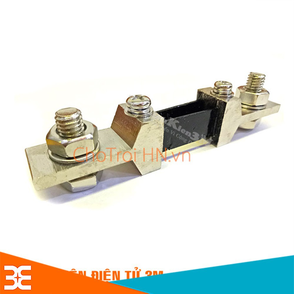 Điện Trở Shunt 200A/75mV FL-2