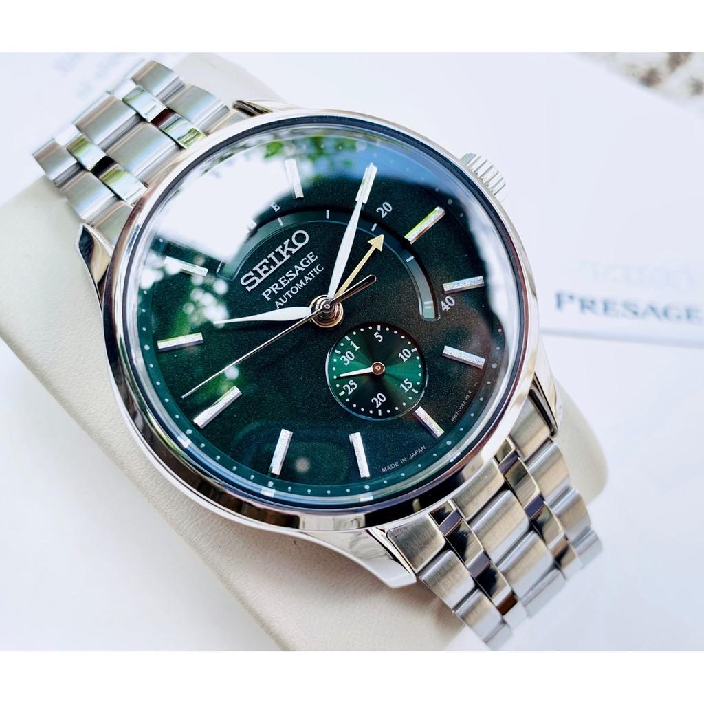 Đồng hồ nam Seiko Presage Limit SSA379J1 - Made in Japan - Máy Automatic - Kính sapphire