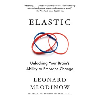 Sách Ngoại Văn Elastic - Unlocking Your Brain s Ability to Embrace Change (Phiên bản Tiếng Anh) thumbnail