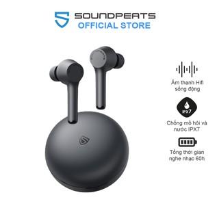 Tai nghe True Wireless Earbuds SoundPEATS Mac IPX7 Bluetooth 5.0 - Hàng chính hãng
