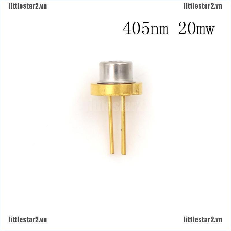 {MUV} SLD3134VL 20mw 405nm 5.6mm Purple Blue Laser Diode TO-18 LD w PD{CC}