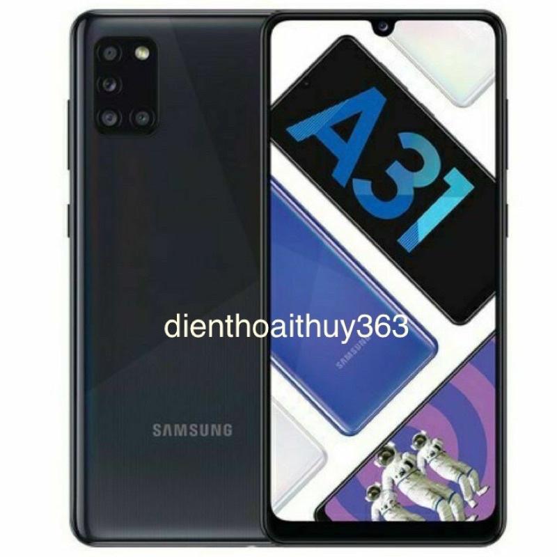 Điện thoại Samsung galaxy A31(6/128GB) Mới 100% - Hàng chính