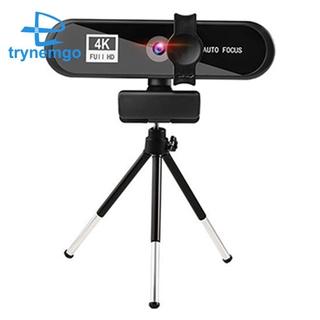 Webcam Xdvn 4k Tích Hợp Mic Cho Các Cuộc Hội Nghị