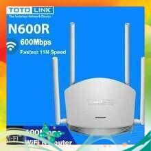 (Deal Khủng) Totolink N600R Router Wi-Fi chuẩn N đường truyền 600Mbps Giá chỉ 492.700₫