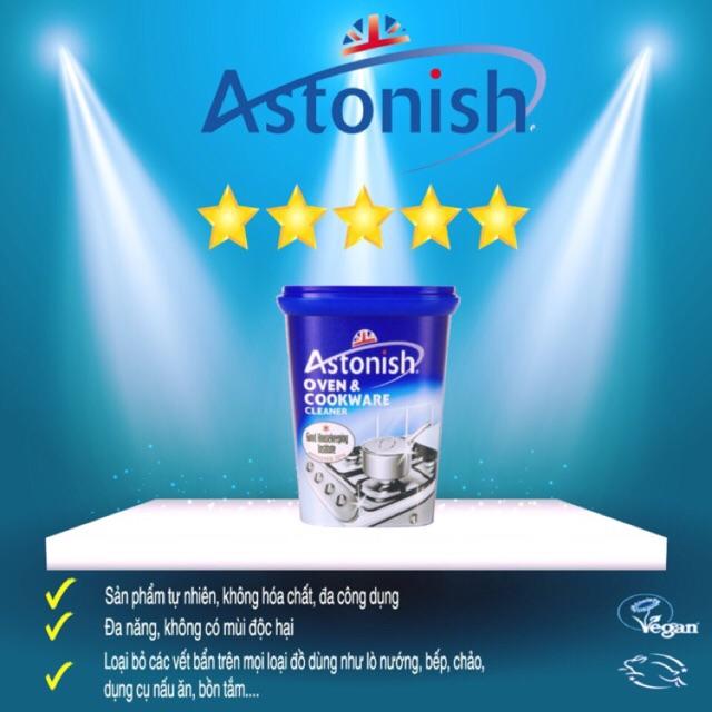 Kem tẩy rửa đa năng Oven & Cookware Astonish C3105
