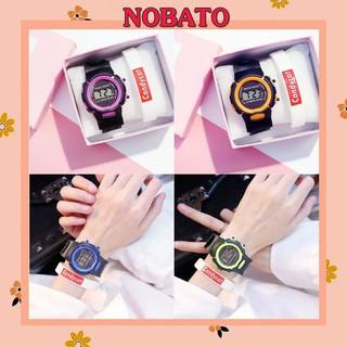 Đồng hồ thời trang trẻ em điện tử LCD Shock Resist DH74 thumbnail