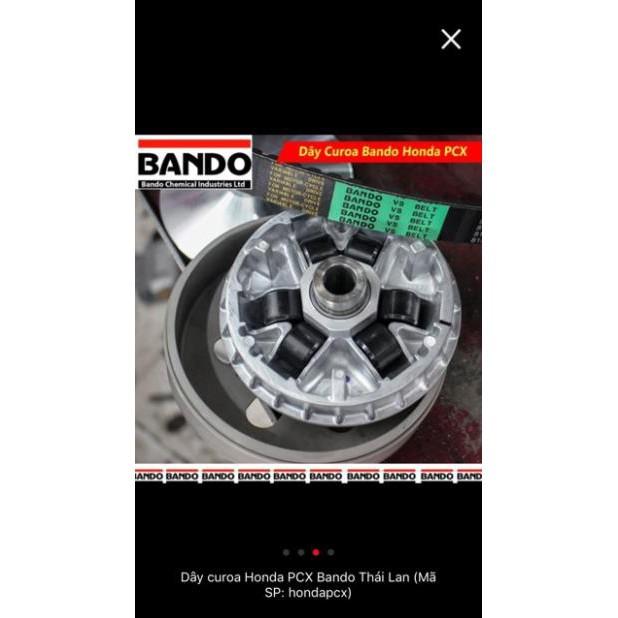 Dây curoa ,dây đai Honda pcx,Airblate 125,lead 125, sh mode chính hãng Bando ( phụ tùng xe tay ga Honda ) - 22680556 , 5912893786 , 322_5912893786 , 335000 , Day-curoa-day-dai-Honda-pcxAirblate-125lead-125-sh-mode-chinh-hang-Bando-phu-tung-xe-tay-ga-Honda--322_5912893786 , shopee.vn , Dây curoa ,dây đai Honda pcx,Airblate 125,lead 125, sh mode chính hãng B