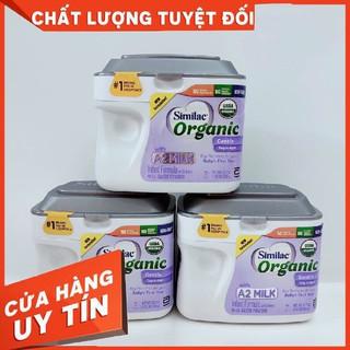 Sữa Bột Similac Organic with A2 Milk 658g