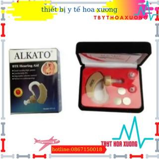 máy trợ thính cho người già,Máy trợ thính vành tai Alkato VT-113[thietbiytehoaxuong] thumbnail