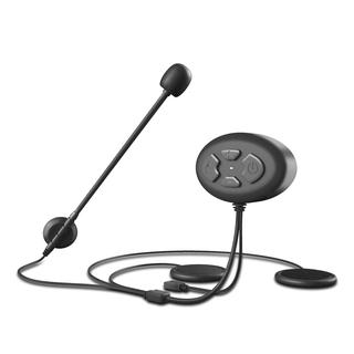 Tai Nghe Bluetooth Ip54 Chống Thấm Nước Gắn Mũ Bảo Hiểm Kèm Phụ Kiện