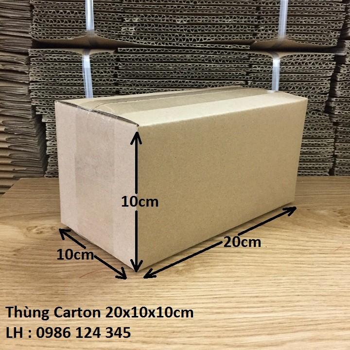 20x10x10 Combo 120 thùng carton