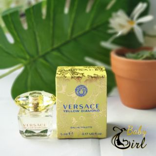 [BILL MỸ] Nước hoa mini nữ Versace Yellow Diamond 5ml thumbnail