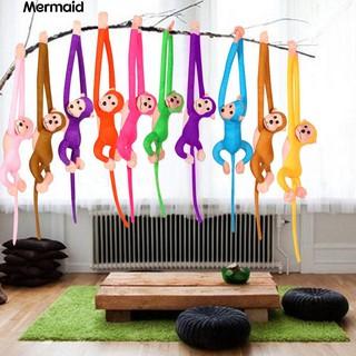 💖Long Arm Hanging Monkey Baby Toys Stuffed Animals Soft Plush Doll Kids Gift