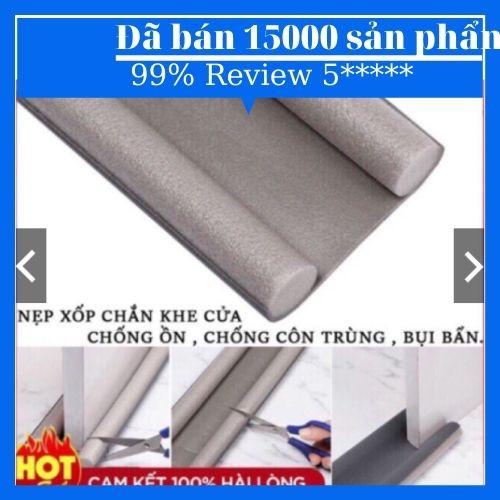 Coupon sản phẩm ⭐️CAM KẾT THANH TO CAO CẤP⭐️Ôm chặt⭐️Ron Chặn Khe Cửa Đa Năng,Ngăn Côn Trùng,thanh chắn khe cửa chắn Gió,Ngừa Bụi