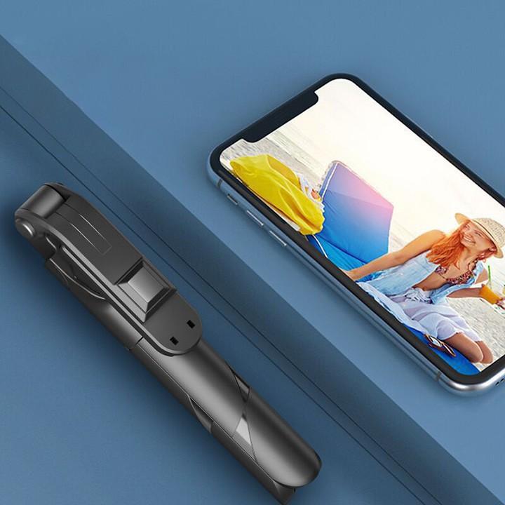 Gậy chụp ảnh tự sướng XT02 3in1 có bluetooth 3 chân đa năng chụp hình selfie giá đỡ điện thoại livestream - Trùm Phụ Kiệ