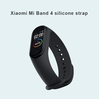 Đây đeo đồng hồ Xiaomi Mi Band 4 3 bằng silicon