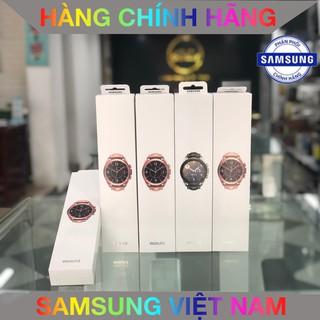 Đồng hồ thông minh Samsung Galaxy Watch 3 (41mm 45mm)- Hàng chính hãng Samsung Việt Nam thumbnail