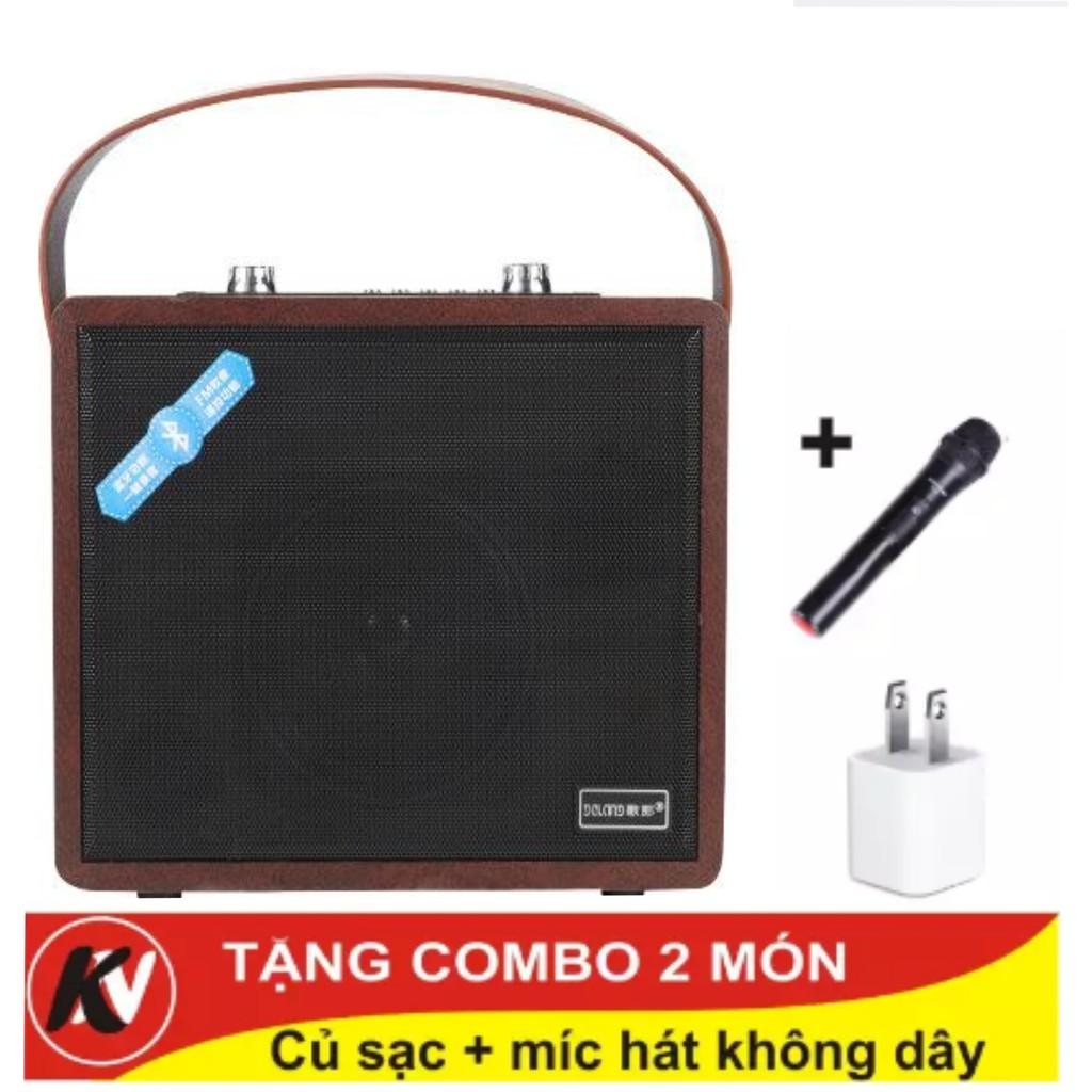 Combo Loa hát Karaoke Bluetooh GL88 Kim Nhung + Míc hát không dây + củ sạc đa năng - 3438388 , 1190351041 , 322_1190351041 , 750000 , Combo-Loa-hat-Karaoke-Bluetooh-GL88-Kim-Nhung-Mic-hat-khong-day-cu-sac-da-nang-322_1190351041 , shopee.vn , Combo Loa hát Karaoke Bluetooh GL88 Kim Nhung + Míc hát không dây + củ sạc đa năng