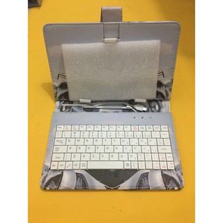 [CÓ SẴN-RẺ VÔ ĐỊCH]bao da bàn phím máy tính bảng