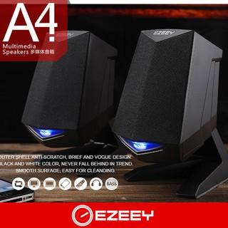 Loa vi tính 2.0 Ezeey A4 Âm thanh hay sử dụng cổng USB nguồn 5V - VL thumbnail