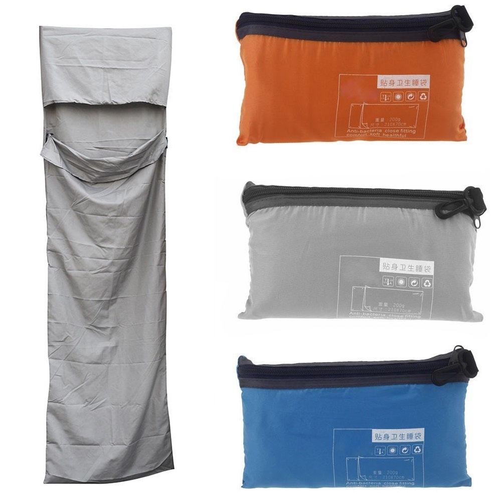 Ultra Light Camping Adults Envelope Single Portable Small Sleeping Bag