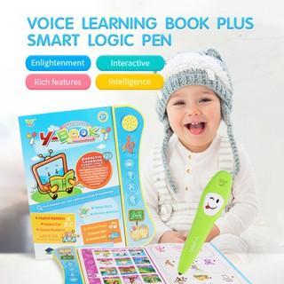 Kids Learning Machine Common Sense Cognitive Intelligence Logic Learning Pen