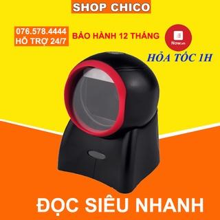 [BH 1 NĂM LỖI 1 ĐỔI 1] Máy Quét Mã Vạch Đa Tia 1D, 2D AOKIA -AK6880 Rẻ nhất Việt Nam thumbnail