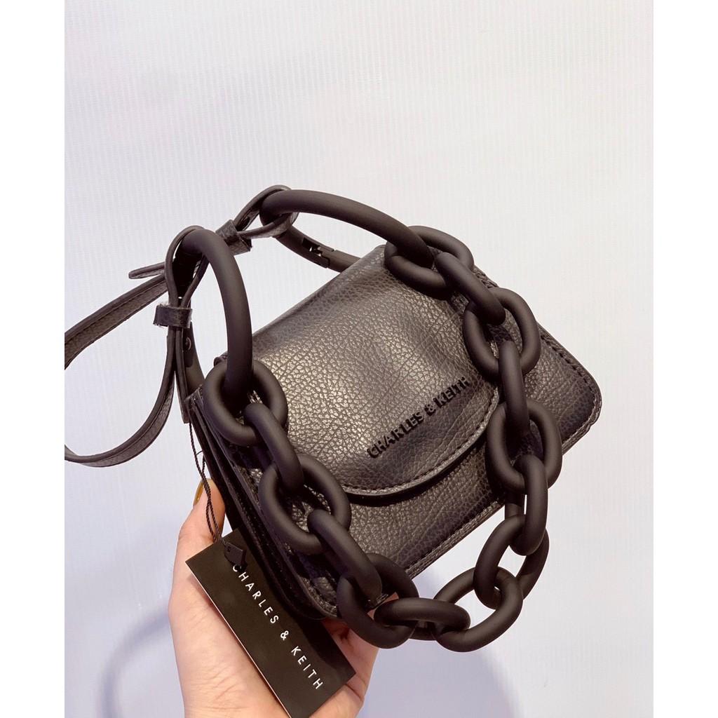 Túi CHUKY xích to siêu hot túi xách nữ ngọc trinh sang trong hàng đẹp CHUKY01