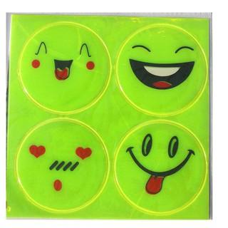 Miến dán phản quang mặt cười thumbnail
