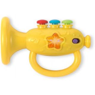 Kèn cầm tay trumpet có đèn nhạc Winfun