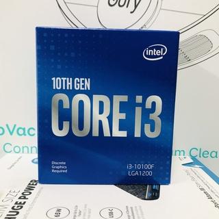 CPU Intel i3-10100F 6MB 3.6GHz LGA 1200 -Hàng chính hãng Full Box