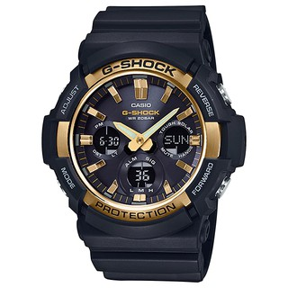 Đồng hồ Casio G-Shock Nam GAS-100G-1A chính hãng chống va đập  - Bảo hành 5 năm - Pin trọn đời