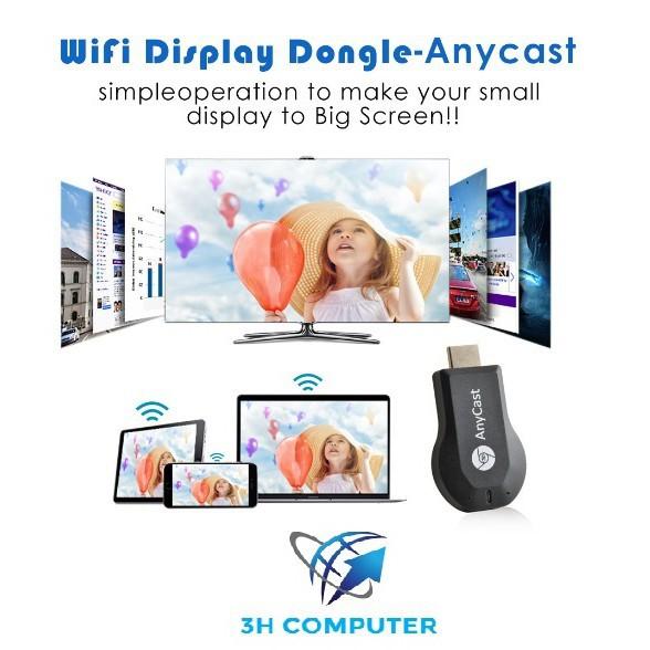 [Xả kho] Kết nối điện thoại với tivi, HDMI Không dây, chất lượng FULL HD 1080 - BH UY TÍN 1 đổi 1 3hcomputer