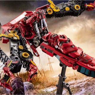 Mô hình Transformers Rampage – MT-01