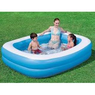 Bể bơi bestway. 262x175x51cm 54006