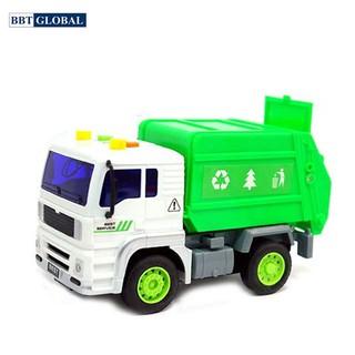 Mô hình đồ chơi xe môi trường có đèn và nhạc mẫu mới WY520