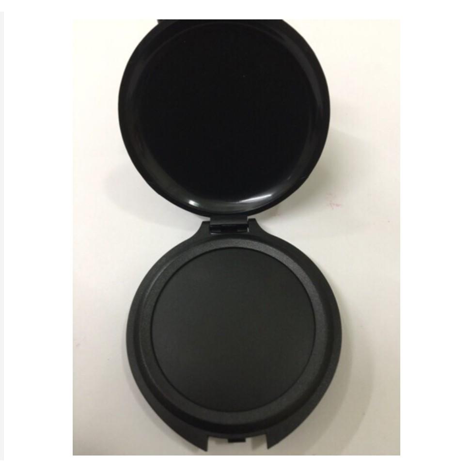 Tampon lăn dấu vân tay không dính tay Thump print pad Shiny SM-2A màu đen