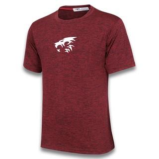 Áo thun thể thao chạy bộ, tập gym GM06 Pigofashion màu đốm đỏ, chọn nhiều màu thumbnail
