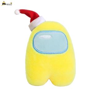 FBYUJ- Among Us Plush Crewmate Plushie Kawaii Stuffed Soft Game Plush Toy Lovely Stuffed Doll Christmas Gift