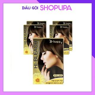 Tẩy tóc an toàn có dưỡng tóc SHOPLIPA