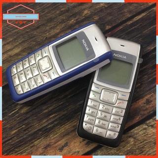 Điện Thoại Cổ Cục Gạch Pin Trâu Nokia 1110i Chính Hãng Bàn Phím Số Cho Người Già thumbnail