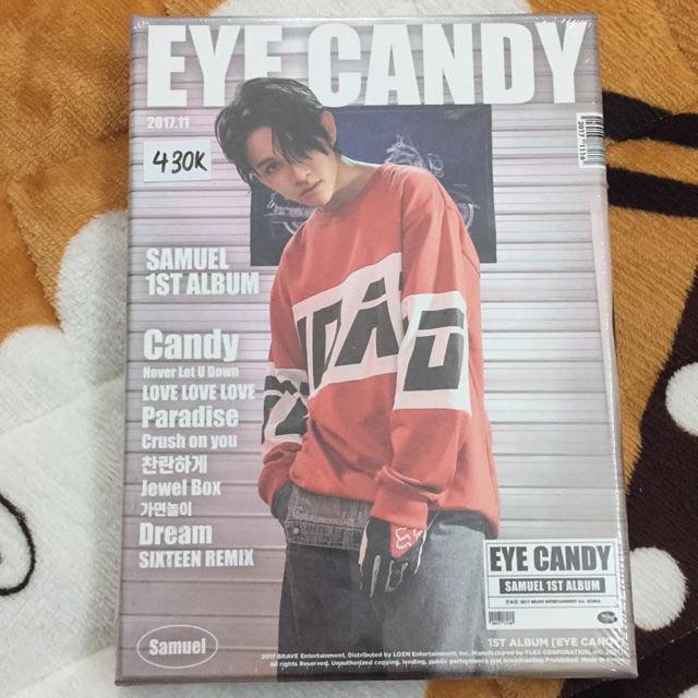Album nhạc Eye Candy (Không Poster)